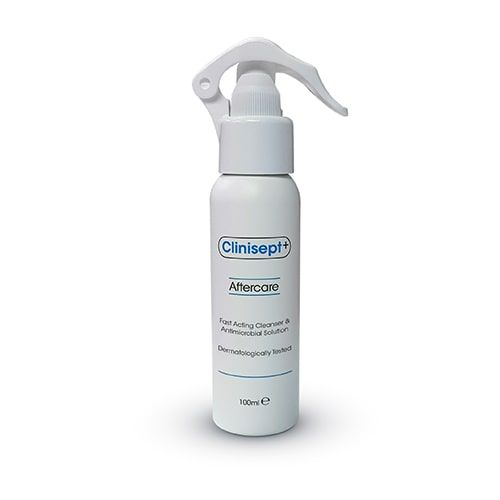 Clinisept+ Procedure Aftercare 100ml Pump Spray
