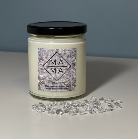 Diamond MAMA 8oz Soy Candle