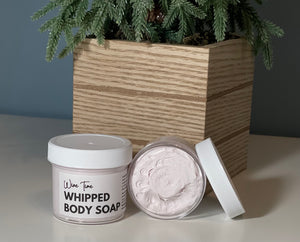 Whipped Body Soap