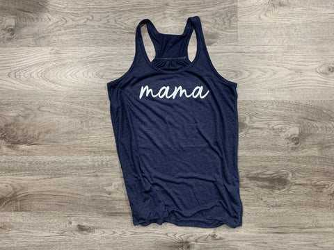 mama scripted - Tank