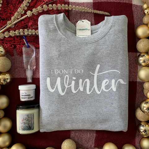 """Winter"" Holiday Collection Gift Pack"