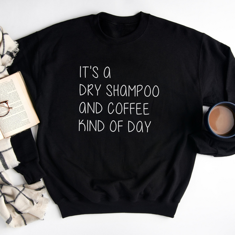 Dry Shampoo - sweater