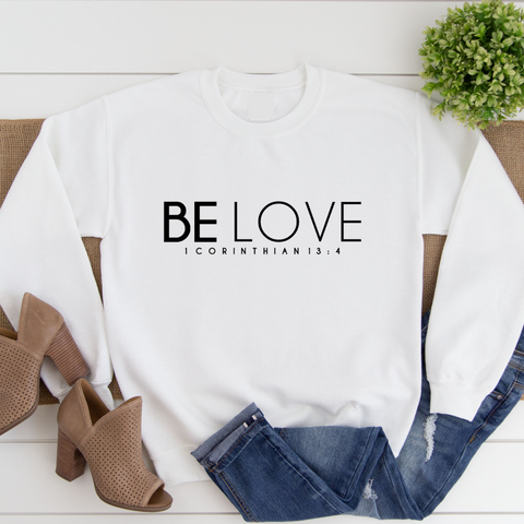 Be LOVE - sweater