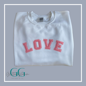 Just Breathe - Crew Sweater