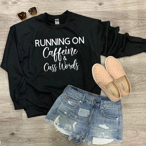 Running On - Sweater