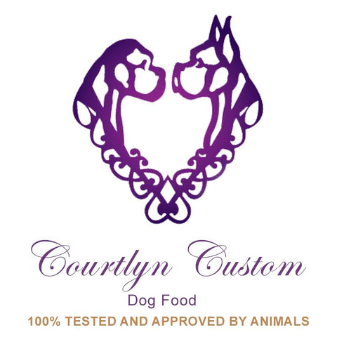 Courtlyn Custom Dog Food