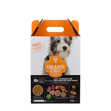 Grand CRU Pork and Lamb Dog Food