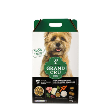Grand CRU Surf and Turf Dog Food