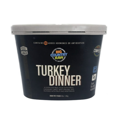BCR TURKEY Dinner
