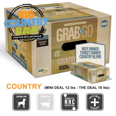 BCR Grab N Go COUNTRY