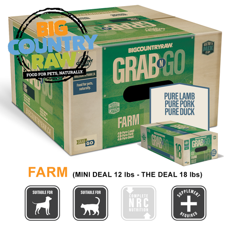 BCR Grab N Go FARM