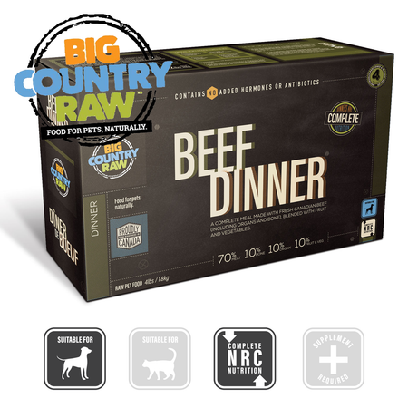 BCR BEEF Dinner