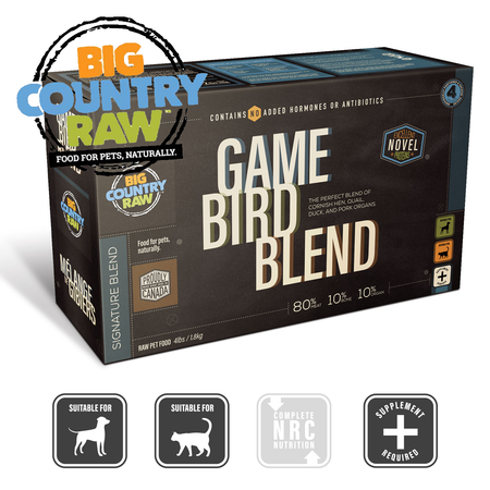 BCR GAME BIRD Blend