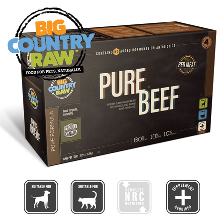 BCR Pure BEEF