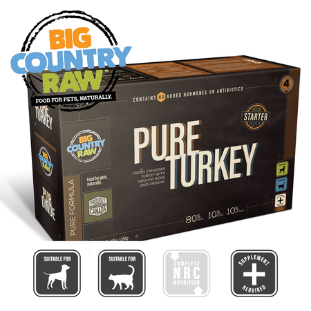 BCR Pure TURKEY
