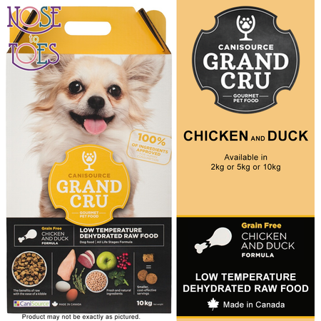 Grand CRU Chicken and Duck Dog Food