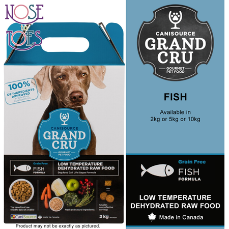 Grand CRU Fish Dog Food