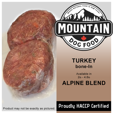 MDF TURKEY Alpine Blend