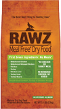 RAWZ Dehydrated Chicken, Turkey & Chicken Recipe for Dogs