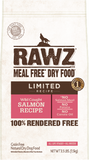 RAWZ Salmon Limited Ingredient Recipe for Dogs