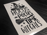 Hocus Pocus Time Witches