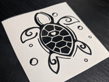 Sea Turtle Swirl