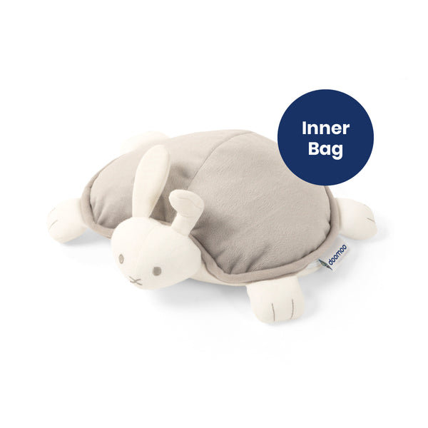 SNOOGY INNER BAG RABBIT GREY