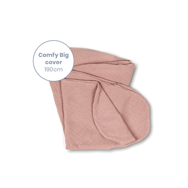 COMFY BIG cover - Tetra Pink