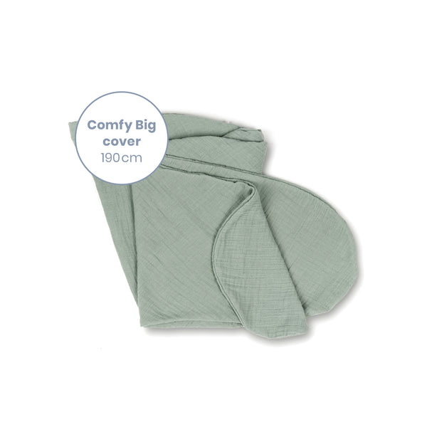 COMFY BIG cover - Tetra Green