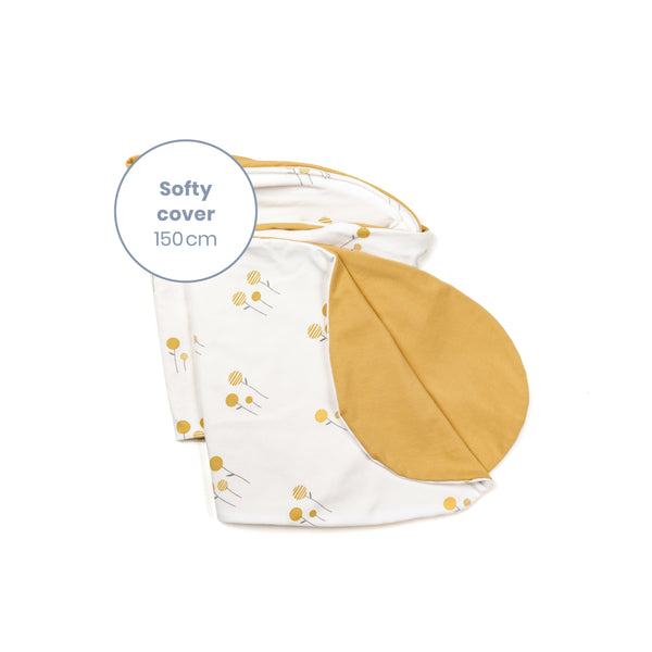 SOFTY COVER - Lollypop Ocre