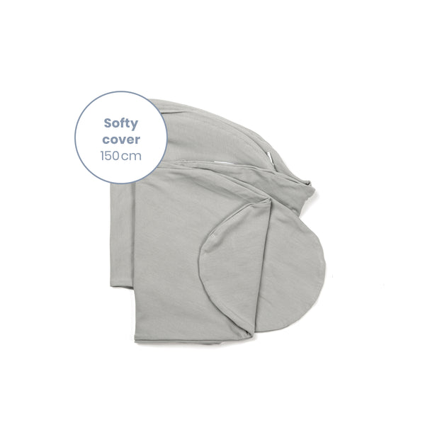 SOFTY COVER - Bamboo Grey