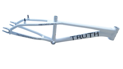 "TRUTH 24"" ALUMINUM MAIN EVENT BMX RACE FRAME"
