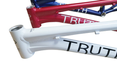 "TRUTH 20"" ALUMINUM MAIN EVENT BMX RACE FRAME"