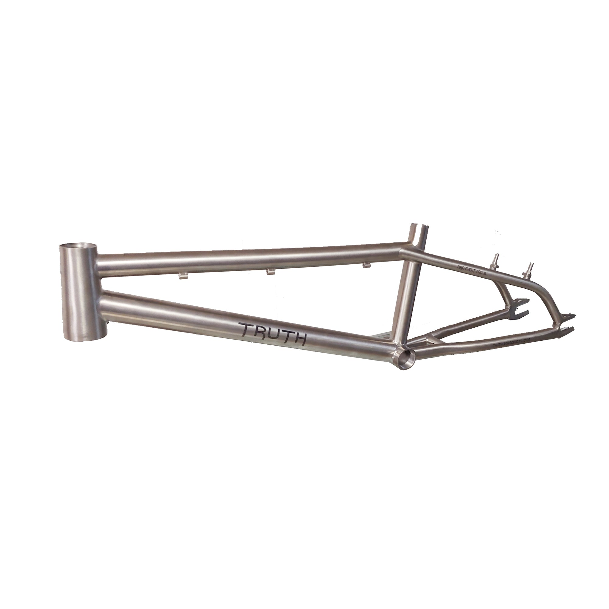 "TRUTH 20"" TITANIUM MAIN EVENT BMX RACE FRAME"