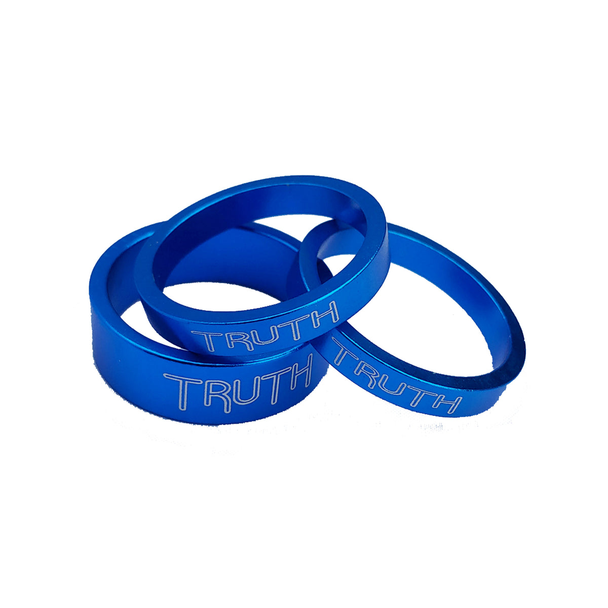 TRUTH ALUMINUM BMX RACE HEADSET SPACERS
