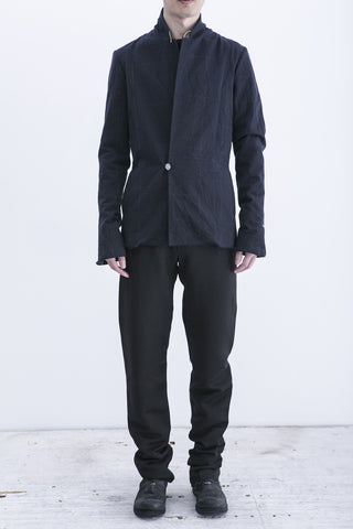 m.a+ vertical pocket jacket