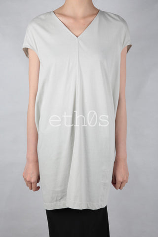 rick owens drkshdw woven floating tunic