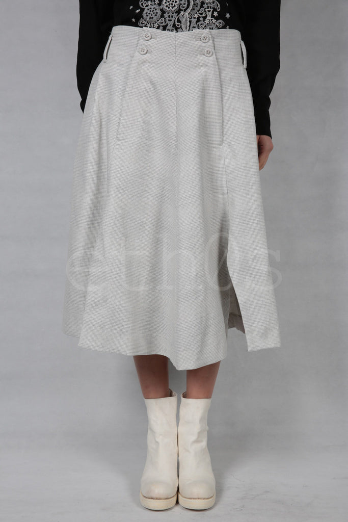 anrealage long skirt