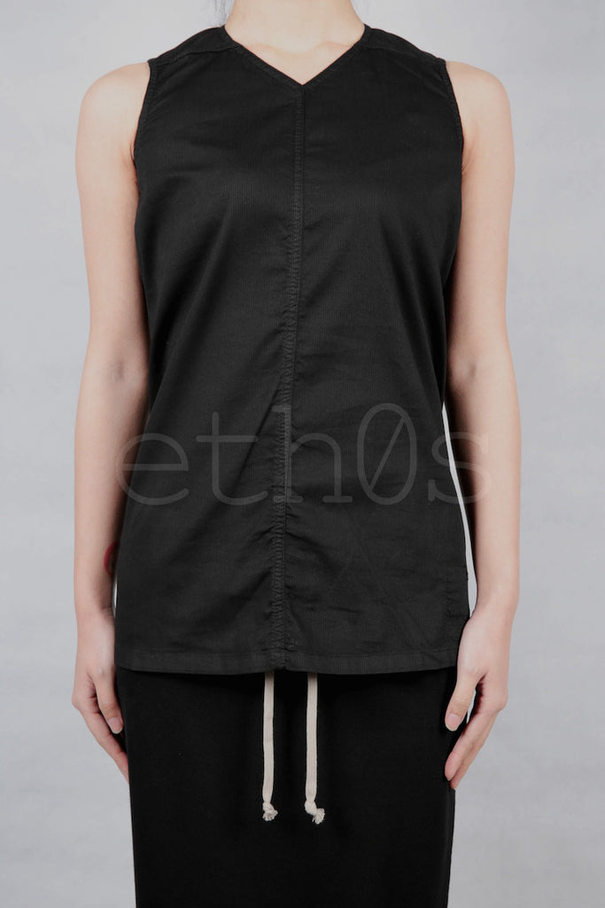 rick owens soft shell top