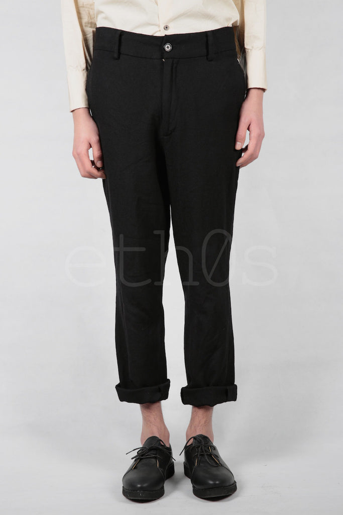 geoffrey b. small tweed trousers