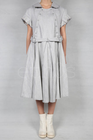 anrealage pleated dress