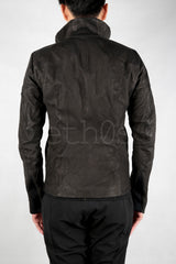 devoa calf leather jacket