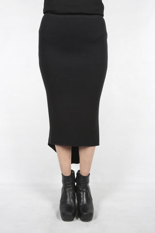 rick owens lilies pleated skirt