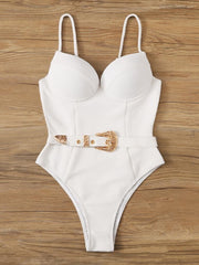 Belt Swimsuit