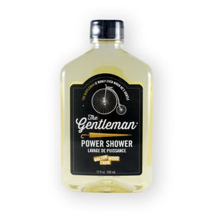12 oz Power Shower - The Gentleman