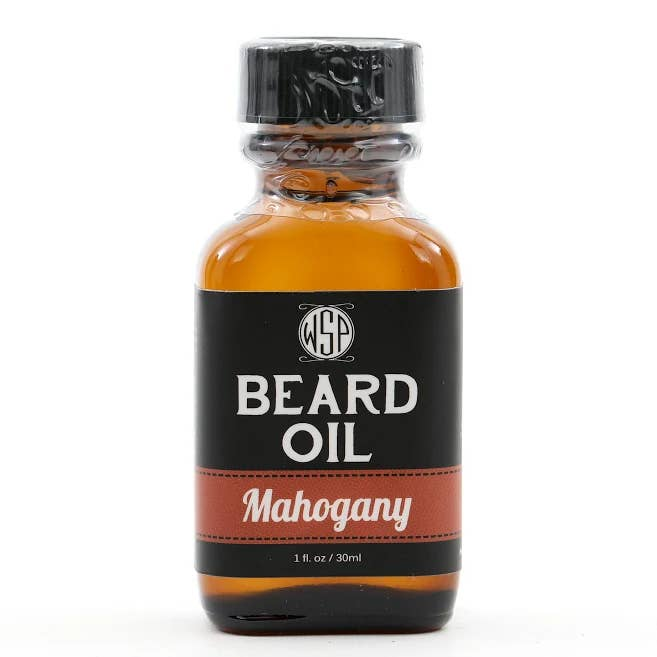 1 oz Beard Oil - Mahogany