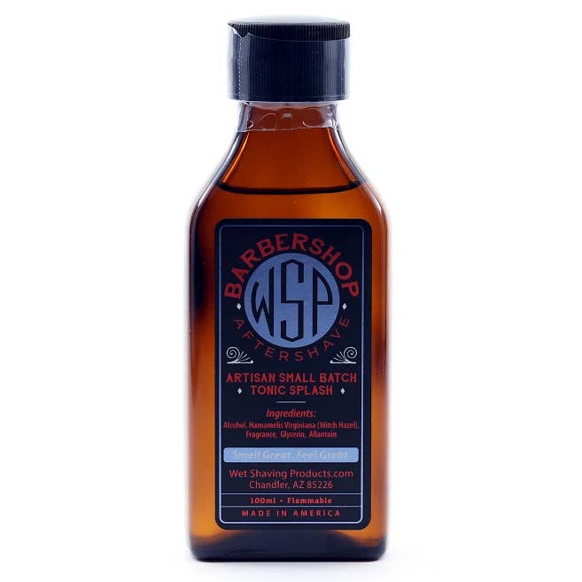 100 ml Aftershave Splash - Barbershop