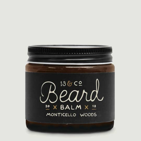 2 oz Monticello Woods Beard Balm