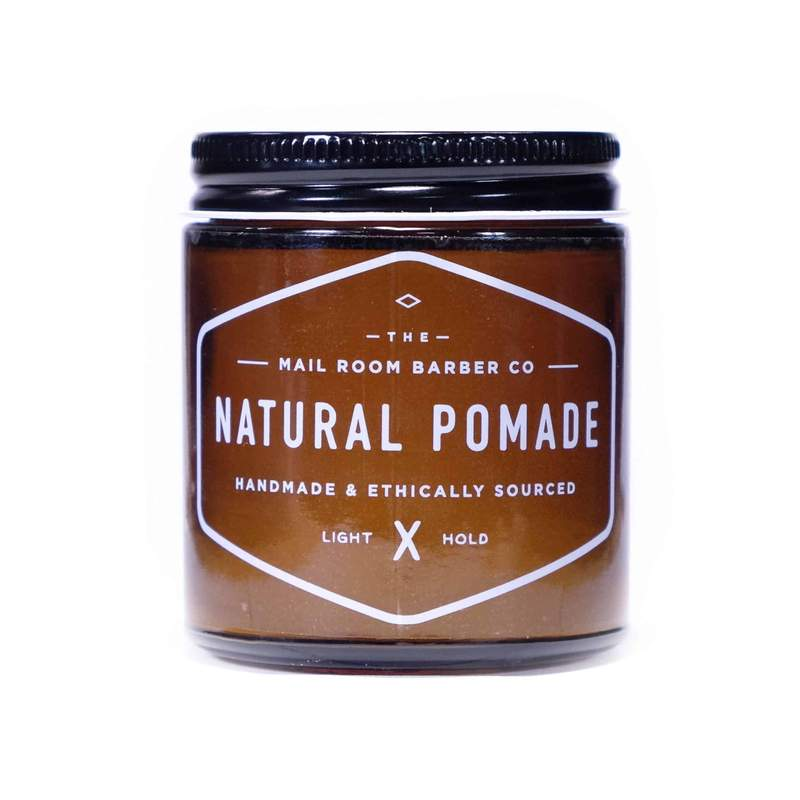 3.5 oz Natural Pomade - Light - Oakmoss and Cypress