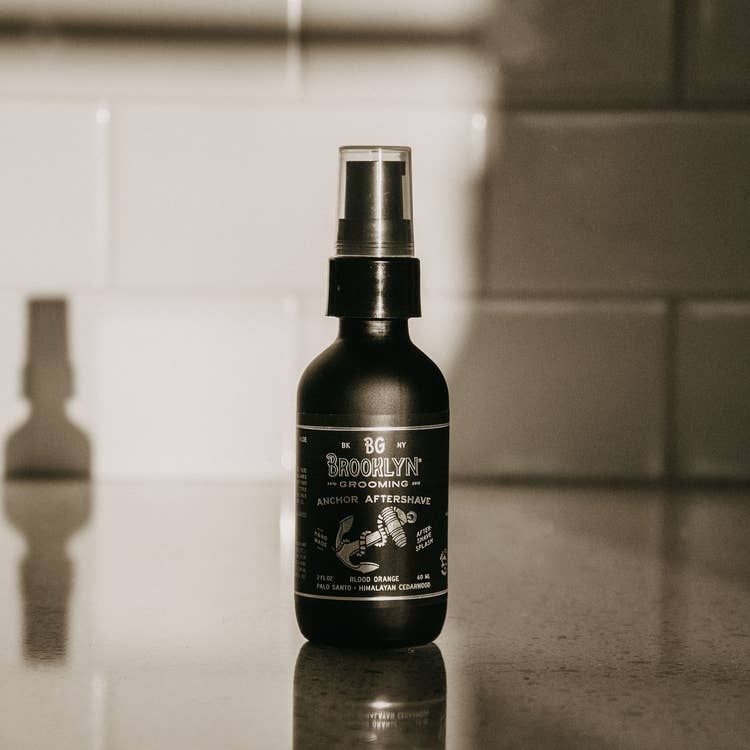 2 oz Anchor Aftershave